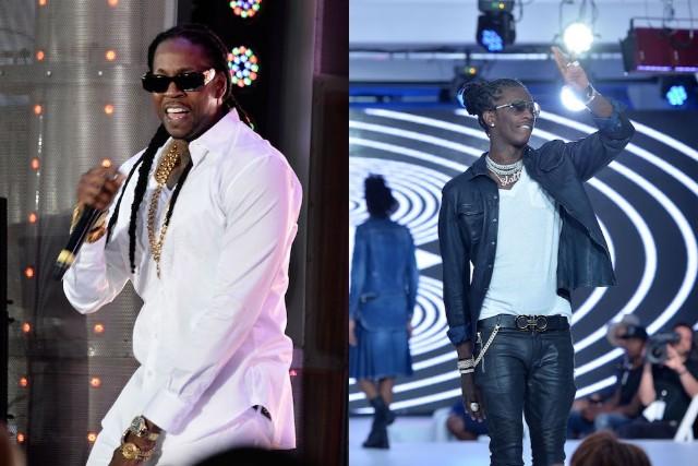 New Music 2 Chainz Young Thug Wiz Khalifa And Pnb Rock Gang