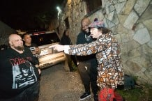 Nardwuar and Rick Ross