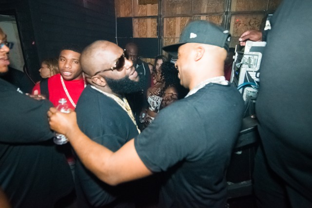 Rick Ross and Yo Gotti