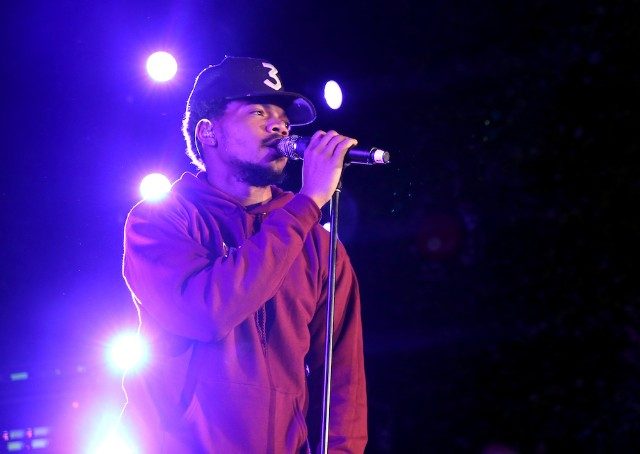 Chance the Rapper meets with Gov. Rauner on school funding