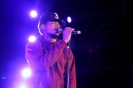 Chance the Rapper Reveals Apple Paid Him $500,000 For <i>Coloring Book</i>