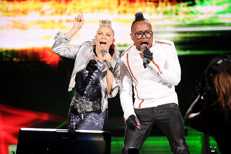 CHASE Presents The Black Eyed Peas and Friends