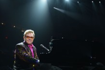 Elton John In Concert - New York, NY
