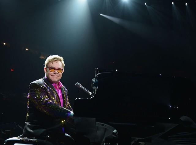 Elton John In Concert - New York, NY