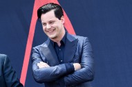 Jack White's Kids Think He's Some Sort of Wizard