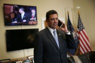 Jason Chaffetz Has Taxpayer-Funded Healthcare and an iPhone That He Just Loves
