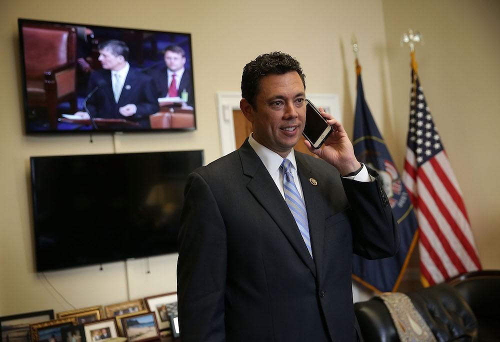 Rep. Jason Chaffetz (R-UT) Mounts Bid For House Speaker Position
