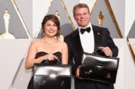 Report: Families of Oscars Accountants Now Being Protected By Bodyguards