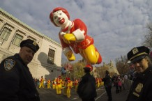 Macy's Annual Thanksgiving Day Parade