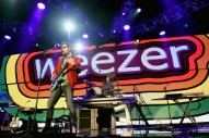 "Listen to the Bizarre New Weezer Song ""Feels Like Summer"""