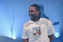 American Express Music Presents: Kendrick Lamar Live At Music Hall Of Williamsburg In Brooklyn, NY
