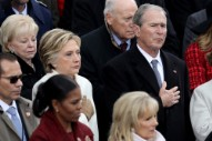 George W. Bush Had a Correct Opinion About Donald Trump's Inauguration