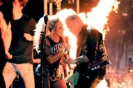 Here's What Metallica and Lady Gaga's Botched Grammys Performance Was Supposed to Sound Like