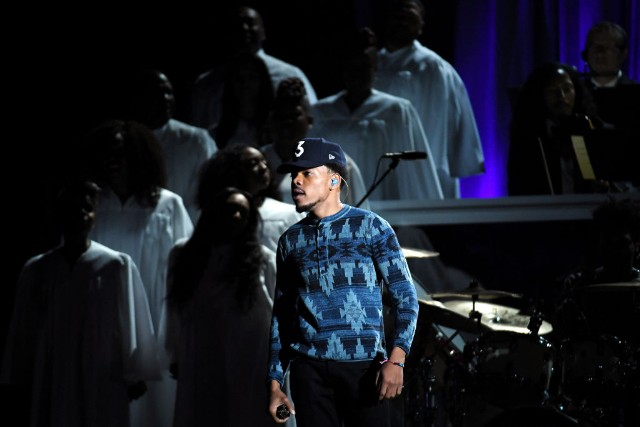 Chance the Rapper announces $1 million donation from Chicago Bulls to CPS