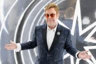 Elton John Casually Went Shopping for Tech N9ne Records Last Night