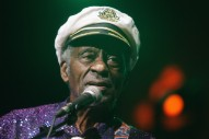R.I.P. Chuck Berry, a Founding Father of Rock 'n' Roll