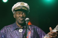 New Chuck Berry Music Will Be Released This Week