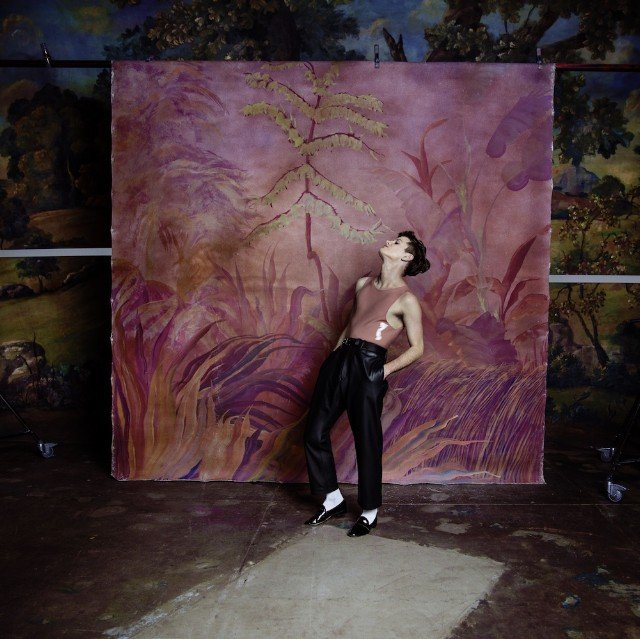 New Music Perfume Genius Slip Away Spin