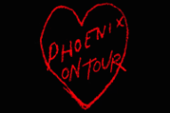 Video: Phoenix Announce New Tour Dates, Hint at New Music