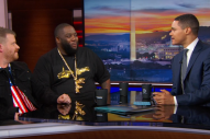 Watch Run the Jewels Talk &#8220;Being Woke&#8221; and Bernie Sanders on <i>The Daily Show</i>