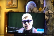 Trent Reznor, Elton John, Flea, More to Appear at Banksy's New Hotel Installation