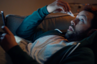 This Commercial About Lubing Your Eyes With Visine to Watch More Hulu Is the Bleakest Thing I've Ever Seen