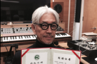 Ryuichi Sakamoto Details His First Solo Album in Eight Years