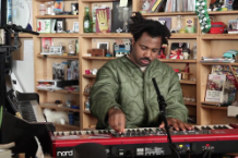 Sampha NPR screen grab