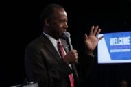 "Actual Government Employee Ben Carson Thinks Slaves Were Immigrants Who ""Had a Dream"""