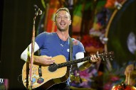 Chris Martin Threw a <em>Willy Wonka</em> Themed 40th Birthday Party For Himself