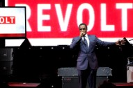 "Diddy Issues Statement Regarding ""Reverse Racism"" Lawsuit Against His Revolt Network"