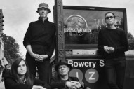 Wire's New Album <i>Silver/Lead</i> Is Now Available for Streaming