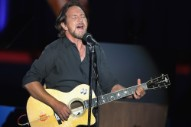 Eddie Vedder Announces Summer European Tour With Glen Hansard
