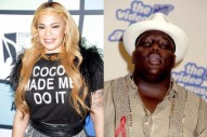 "New Music: Faith Evans and the Notorious B.I.G. – ""Ten Wife Commandments"""