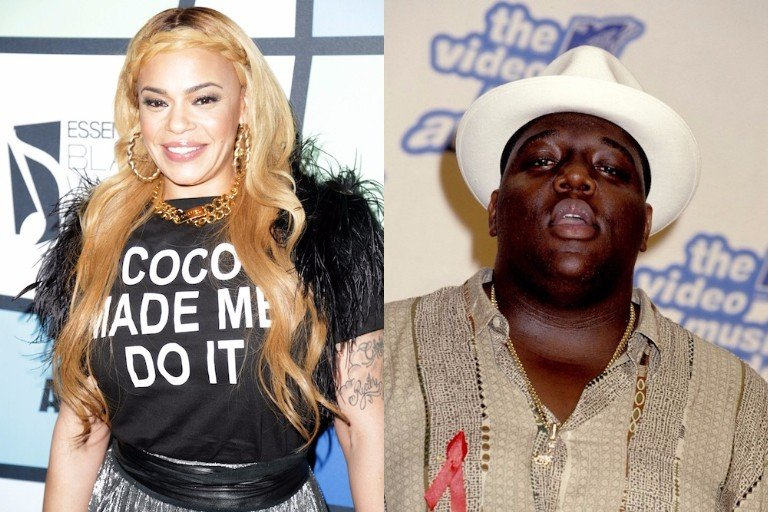Faith Evans Biggie