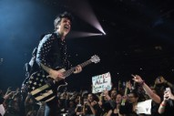 "Watch Green Day Pay Tribute to Chuck Berry With ""Johnny B. Goode"" Cover"