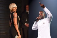 "New Music: Mary J. Blige – ""Love Yourself"" ft. Kanye West"