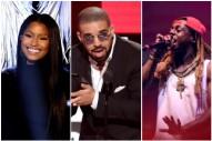 "Nicki Minaj Finally Responds to Remy Ma on ""No Frauds,"" With Help From Drake and Lil Wayne [UPDATE]"