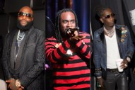 "New Music: Rick Ross – ""Trap Trap Trap"" ft. Wale and Young Thug"