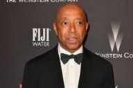 Russell Simmons Is Producing <i>The Definitive History of Hip Hop</i> Documentary Series