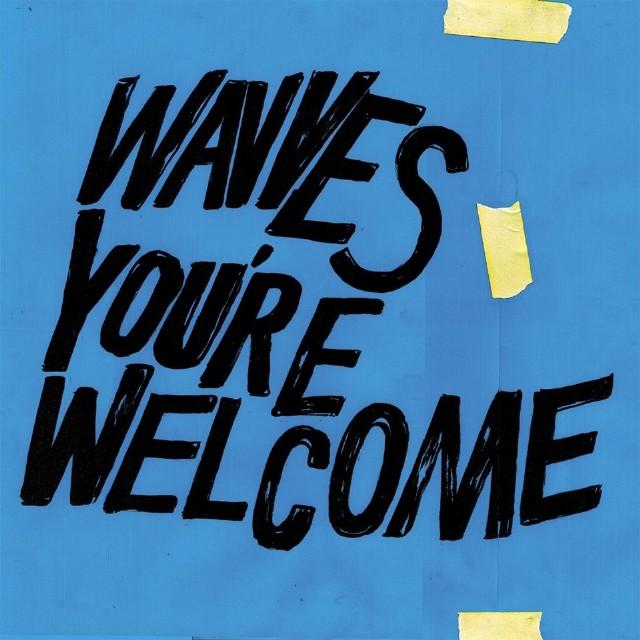 wavves youre welcome album art