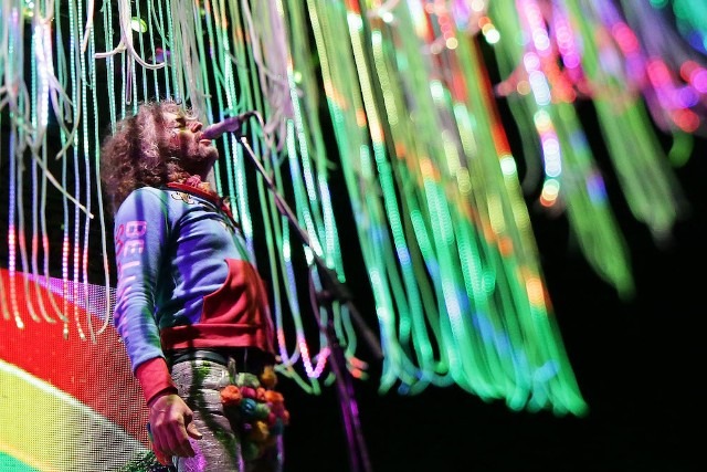 Resultado de imagem para The Flaming Lips The Flaming Lips Onboard The International Space Station Concert For Peace