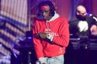 Young Thug Allegedly Slapped a Woman for Getting Into an Argument With His Fiancée