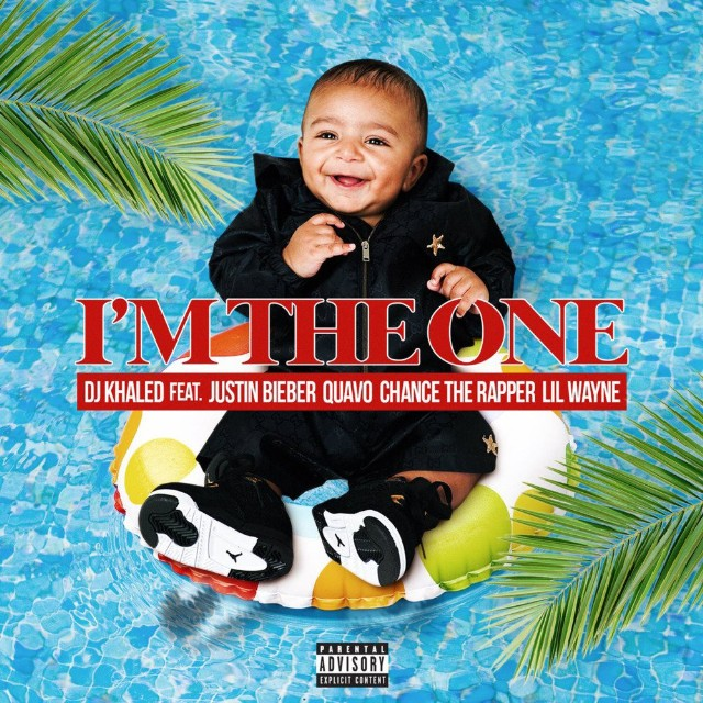 DJ Khaled Enlists Justin Bieber, Lil Wayne for 'I'm the