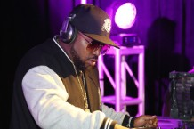 Lexus Pop Up Concert Series Powered By Pandora Ft. Big Boi DJ Set