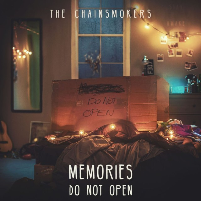 602bb60e87d74209cc8bcc3e43d24a21.1000x1000x1 1491860216 640x640 Review: You Know Exactly What The Chainsmokers' Memories…Do Not Open Sounds Like