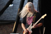 Dinosaur Jr. Performs At Central Park SummerStage