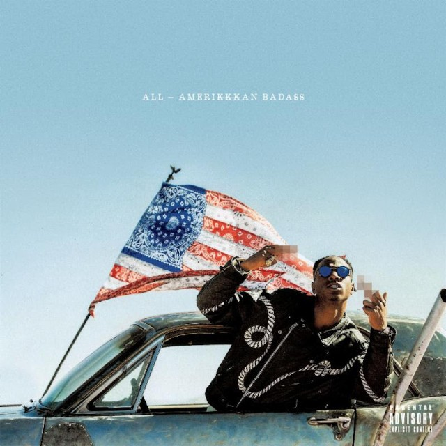 All Amerikkkan Badass
