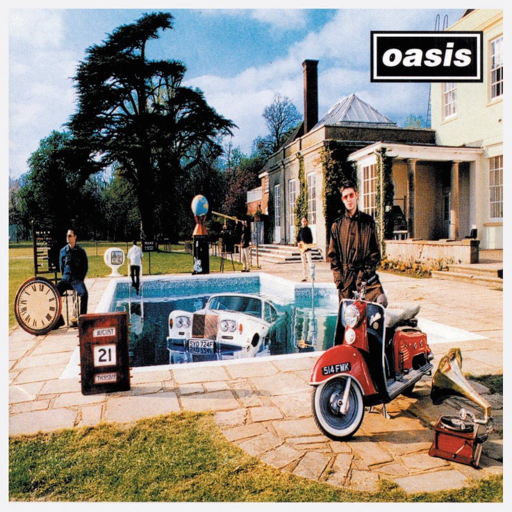 Oasis Be Here Now Review Spin
