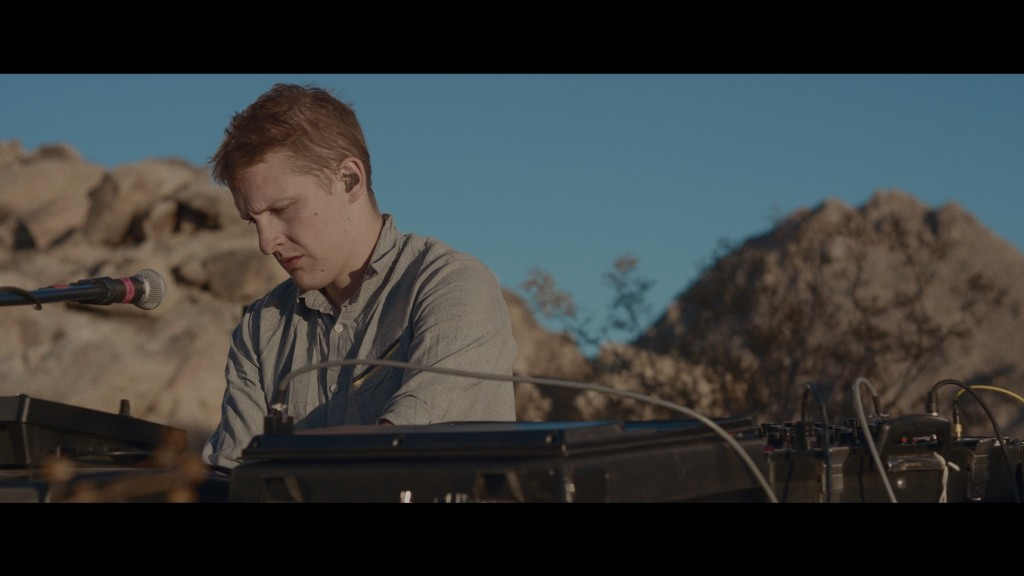 Floating Points Announces Reflections – Mojave Desert Film Featuring New Music